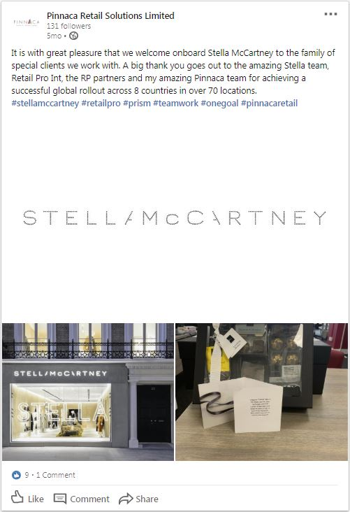 Stella McCartney Spotlight
