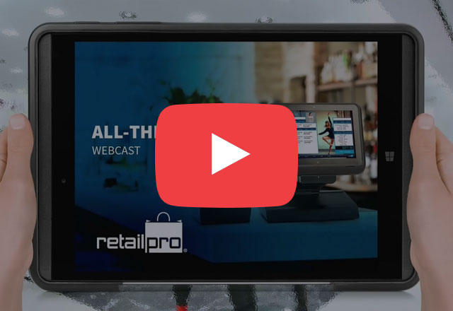 New: All Things Retail webcast