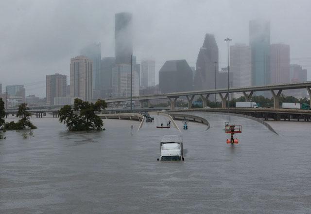 Helping victims of Hurricane Harvey
