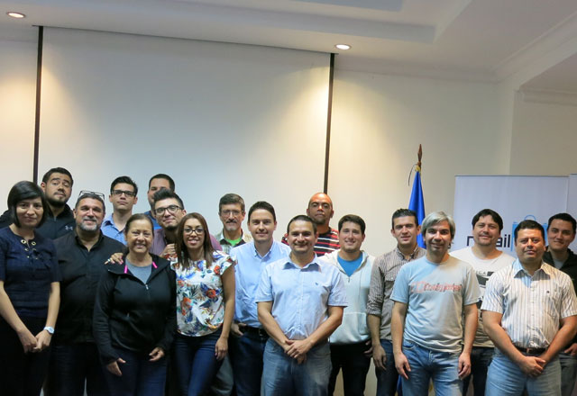 2017 SYSxpo Retail Pro Prism Training Series Launches in El Salvador
