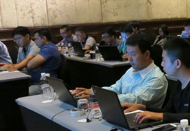 Retail Pro University Visits Bangkok for Global SYSxpo Training Tour