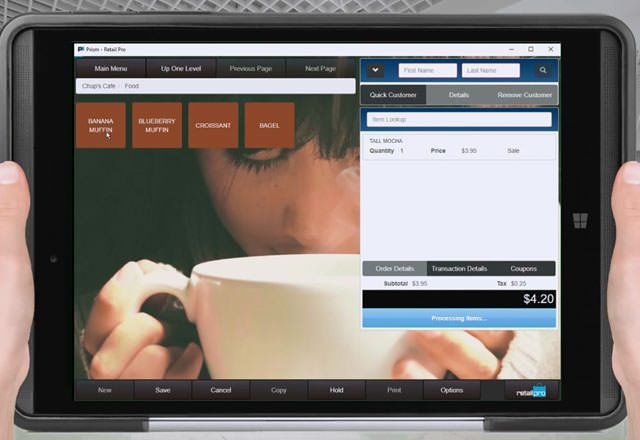 How Touch Menus Can Help Enhance Your In-Store Customer Experience
