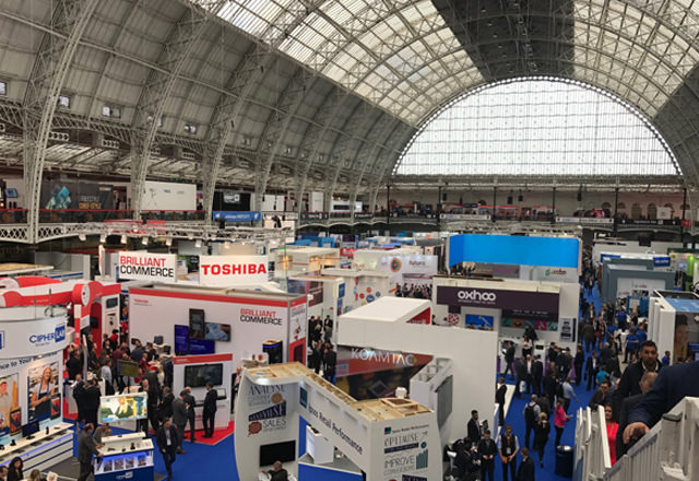 Visit us at RBTE to see the end-to-end solution for your retail needs