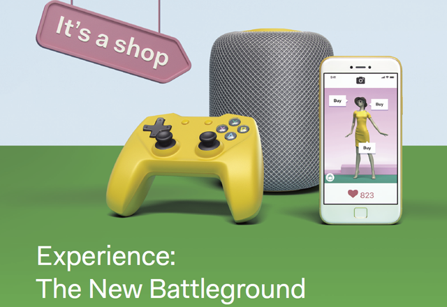 [Report] Experience: The New Battleground in Retail