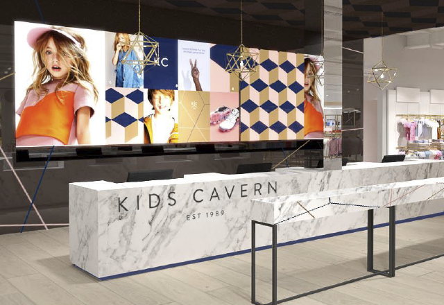 Kids Cavern creates a luxury customer experience with Retail Pro POS