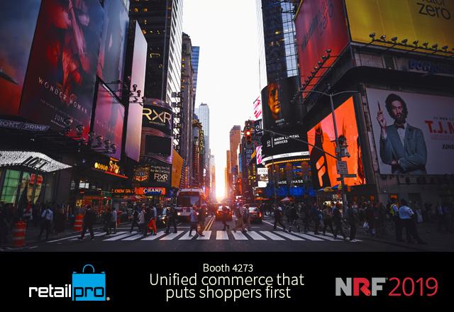 Visit us at NRF!
