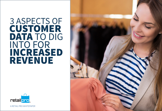 3 Aspects of customer data to dig into for increased revenue