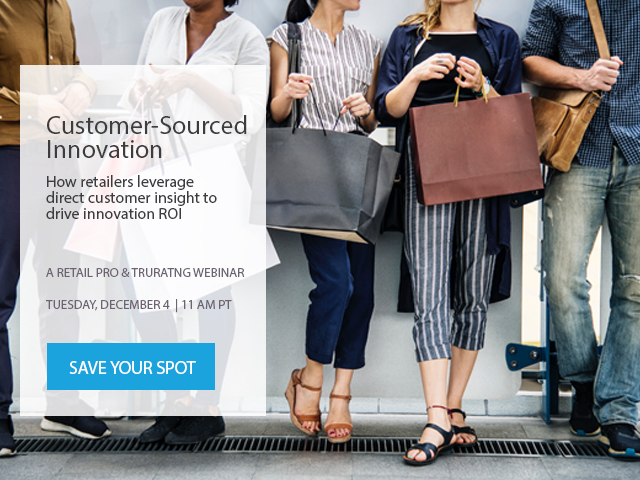 How retailers leverage direct customer insight to drive innovation ROI [Webinar 12/4]