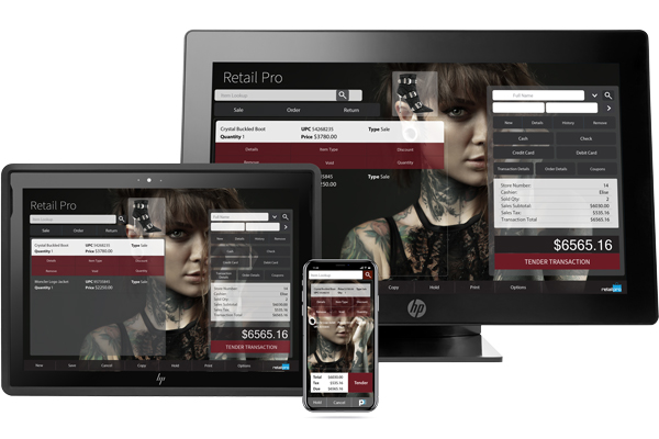 Build your omnichannel operations on Retail Pro Prism