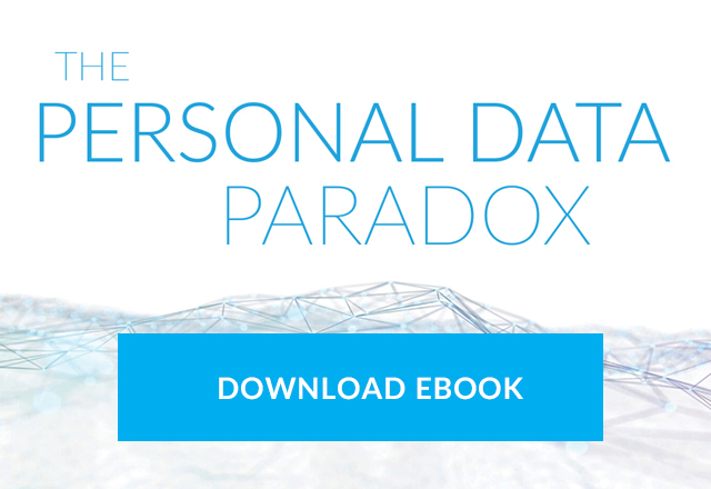 Get the new ebook: The Personal Data Paradox
